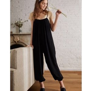 Urban Outfitters Slouchy Leg Shapeless Jumpsuit